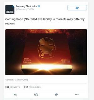 Iron Man Samsung Galaxy S6