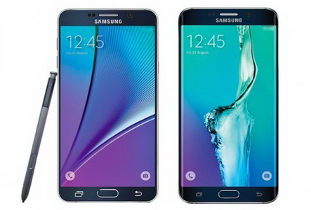 Samsung Galaxy S6 edge plus update