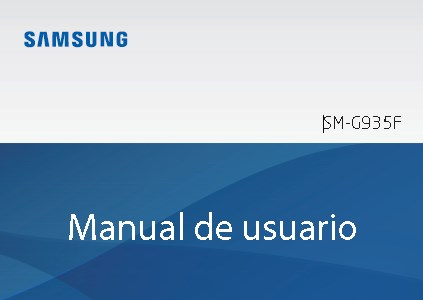 Samsung Galaxy S7 Edge User Manual Spanish