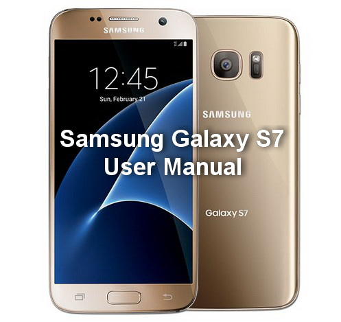 Samsung Galaxy S7 Manual