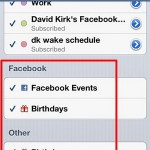 How to Remove Facebook Birthday from the Calendar of Samsung Galaxy S5