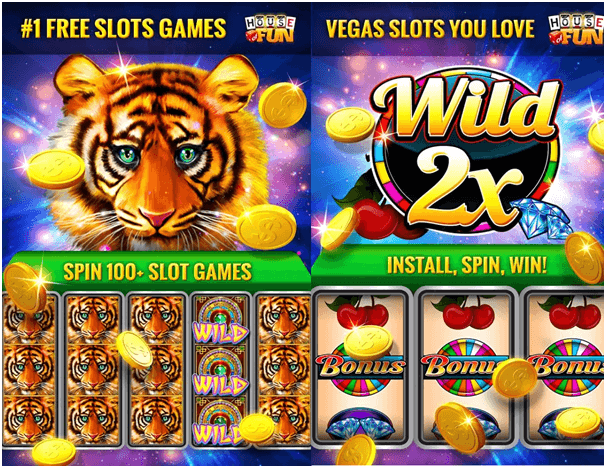 Attractive House Of Fun Free Casino Slots App Is Very Easy To Play With. All You To  Have To Do Is Visit Google Store And Download This App On Your Mobile  Device Like ...