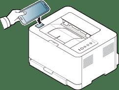 Az NFC funkció használata