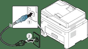 전원 및 케이블 연결 문제