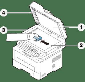 Limpieza de la impresora
