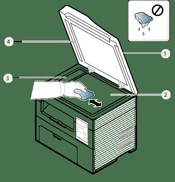 Pulizia del dispositivo