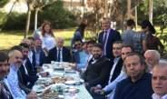 Samsunlular İstanbulda Hamsi Şöleninde Buluştu