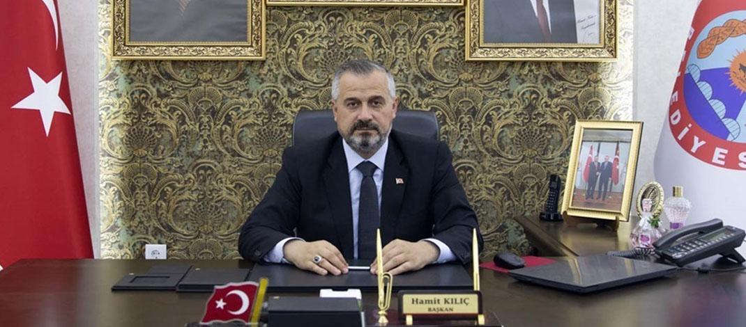 Bafra BelEdiye Başkanı Hamit Kılıç'tan Kurban Bayramı Mesajı