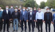 Orhan Kırcalı İlçe Turlarını Tamamladı