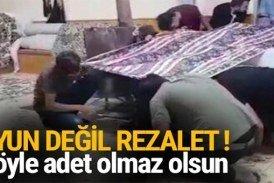 Türk kültüründe böyle adet yok! Civciv çıkarma rezaleti