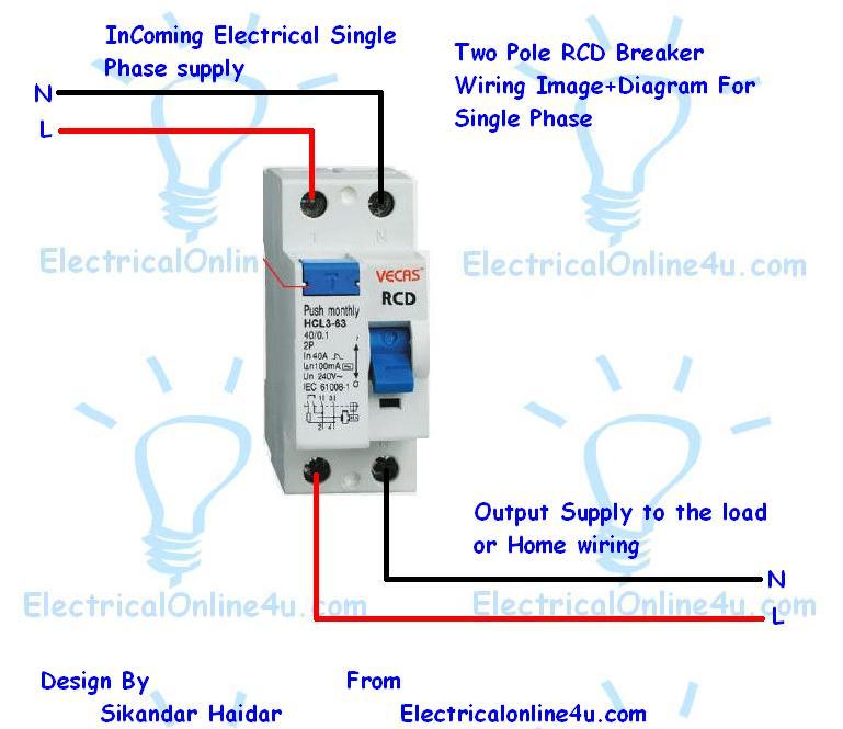 Caravan Consumer Unit Wiring Diagram Fidova Sklopka Www Samsvojmajstor Com