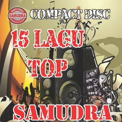 Album 15 Lagu TOP Samudra