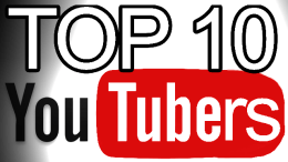 top-10-youtube