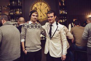 Erik Lorincz - Head barman American baru Hotela Savoy v Londýne
