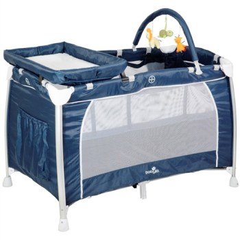 Babylo 3 In 1 Siesta Travel Cot Click To View Larger Image
