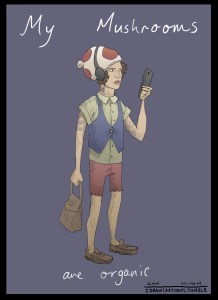 Hipster TOad