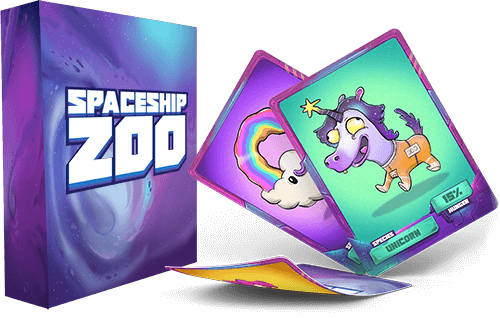 spaceship zoo