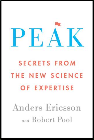 Anders ericsson peak