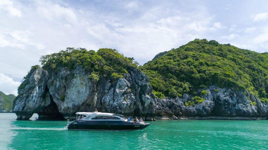 Luxury Speedboat 40ft