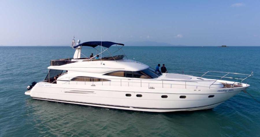 Princess 65ft Yacht