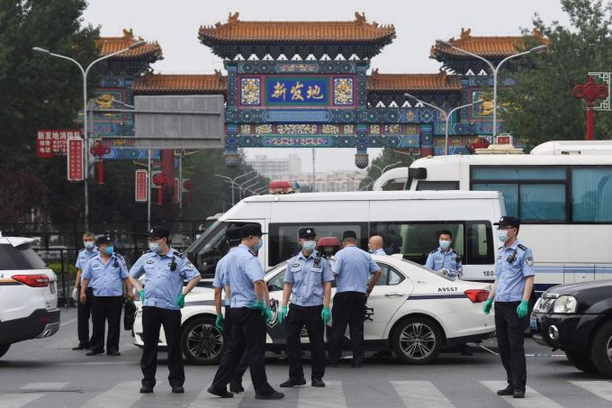 Covid-19 Cases In Beijing On The Rise Again • Samui Times