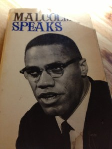 "Attaining great vocabulary doesn't mean you use the ""highest"" words all the time.  Malcolm X knew how to shift his vocabulary for his different audiences."
