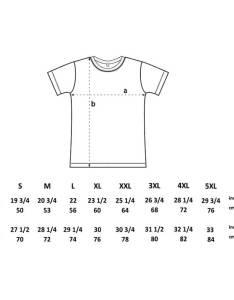 Size chart samuraimusic images   also pact infernal logo  shirt rh pactinfernalndcamp