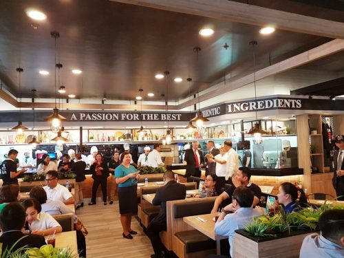 Pizza Hut Sm Mall of Asia