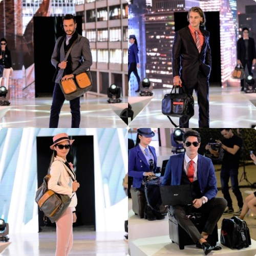 Acer and Salvatore Mann Bags Collection