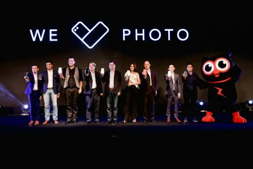 ASUS Zenfone 4 Series launch with ASUS Executives