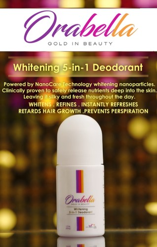 OraBella Gold in Beauty Deodorant