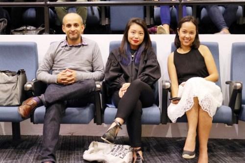 Shopee and FB executives Shopee University