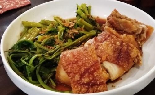 ASUS Zenfone 4 Selfie Food Shot at Robusta Restaurant & Bar, Pontefino Hotel