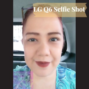 LG Q6 Selfie Shot