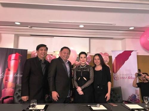 Kris Aquino as the newest brand ambassador of Ever Bilena