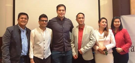 MAXiM Hair Restoration Newest Ambassador Mr. Alvin Patrimonio
