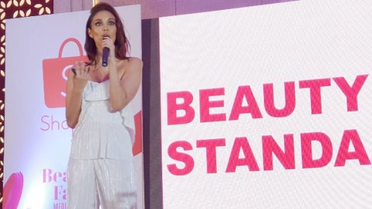 Shopee Beauty Fair Maybelline Palmolive Promotes Women Empowerment Meagan Young