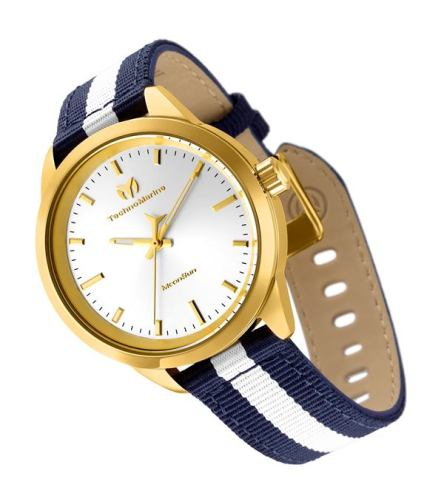 TechnoMarine New MoonSun with Nato Strap Watch