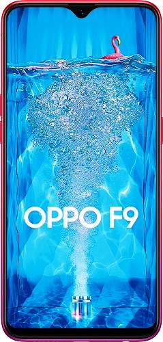 OPPO F9 with Waterdrop Screen