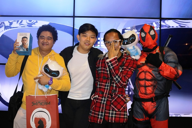 Vivo Tied Up with Ideal Vision for AsiaPOP Comicon Manila 2018