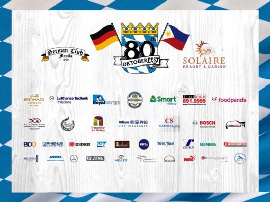 German Club Manila 80th Oktoberfest at Solaire