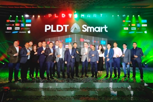 Unlock the Future - MVP with PLDT and Smart Executives and Partners