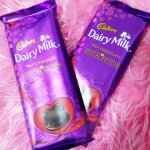 Cadbury Dairy Milk Pop Out Heart Special Edition