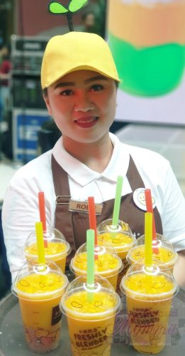 Hui Lau Shan Mango Drinks and Desserts