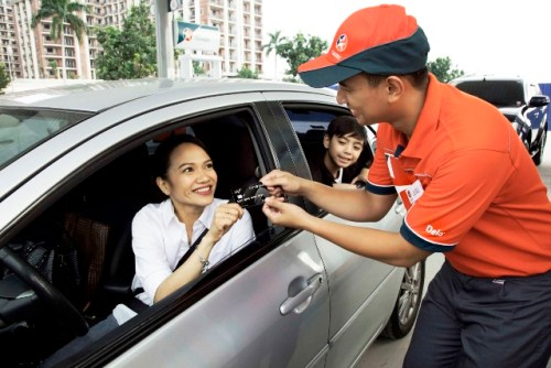 MVP Rewards Card with Caltex
