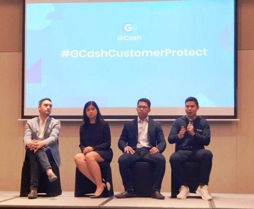 GCash Customer Protect
