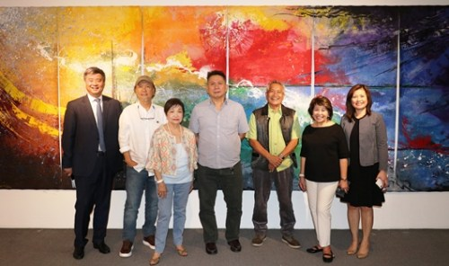 Bank of China Manila Art Exchange