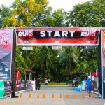 Shake, Rattle & Run Starting Line