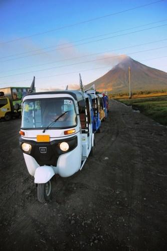 Bajaj RE Tricycle