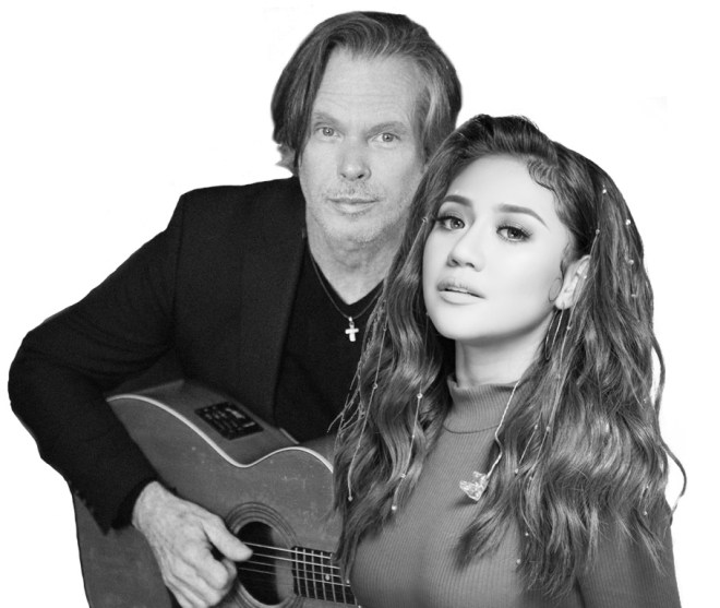 Rick Price and Morissette on Heaven Knows